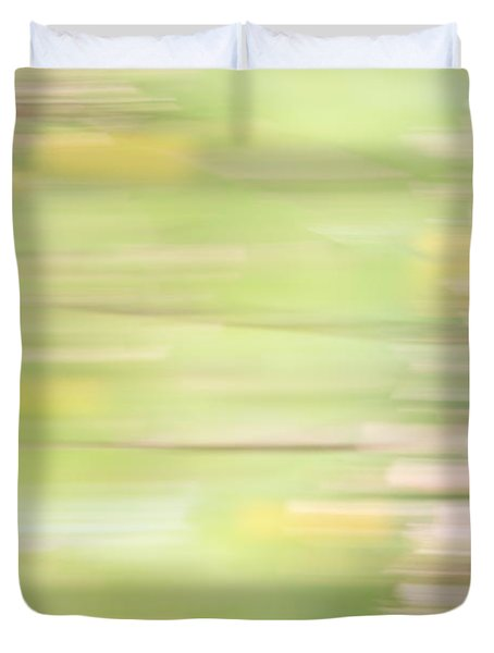 Rectangulism - s04a Duvet Cover by Variance Collections
