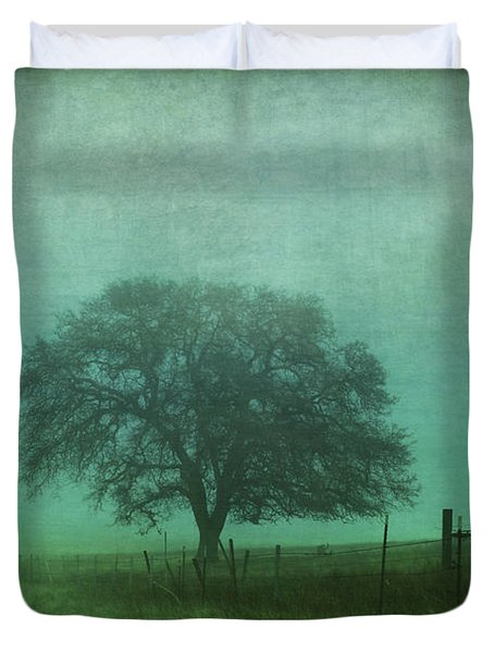 Resolution Duvet Cover by Laurie Search