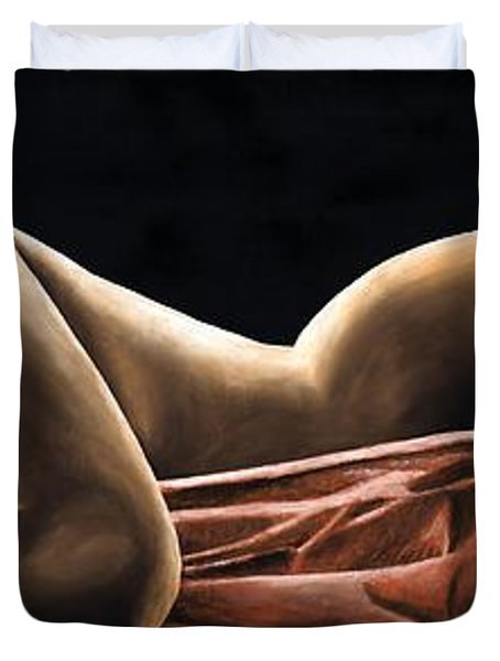 Reverie Duvet Cover by Richard Young