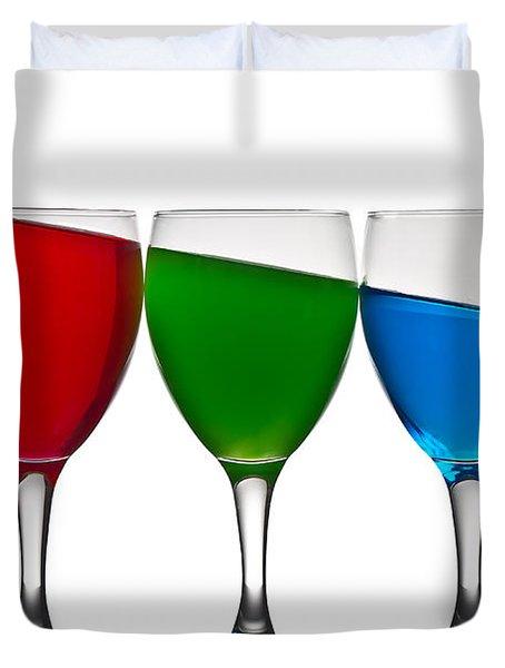 RGB Duvet Cover by Gert Lavsen
