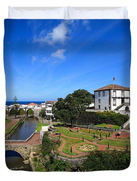 Ribeira Grande - Azores Islands Duvet Cover by Gaspar Avila