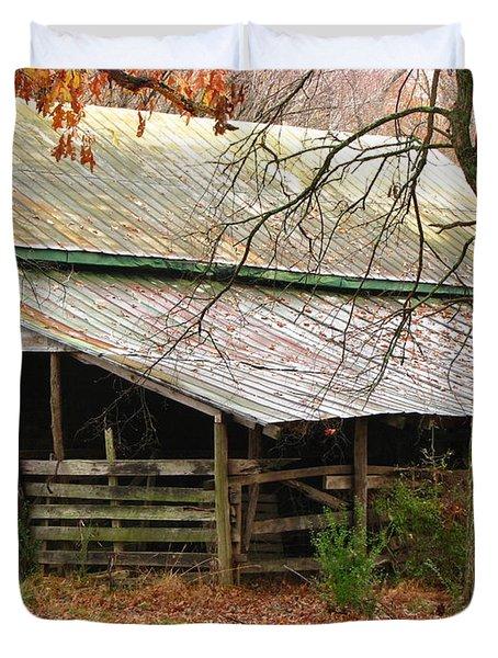 Rural Duvet Cover by Amanda Barcon