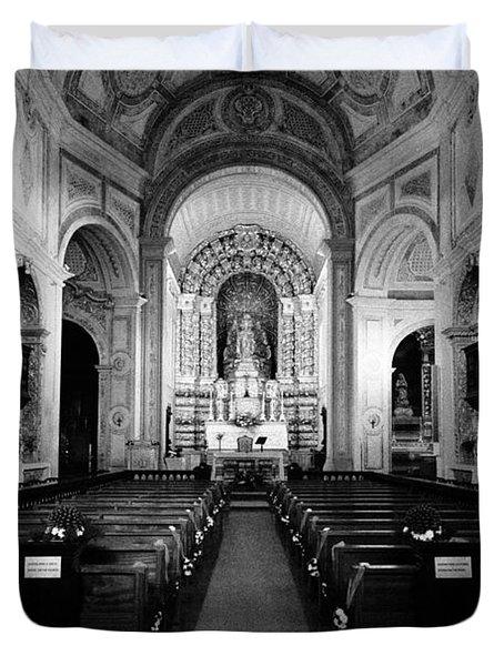 Saint Peter Church Duvet Cover by Gaspar Avila