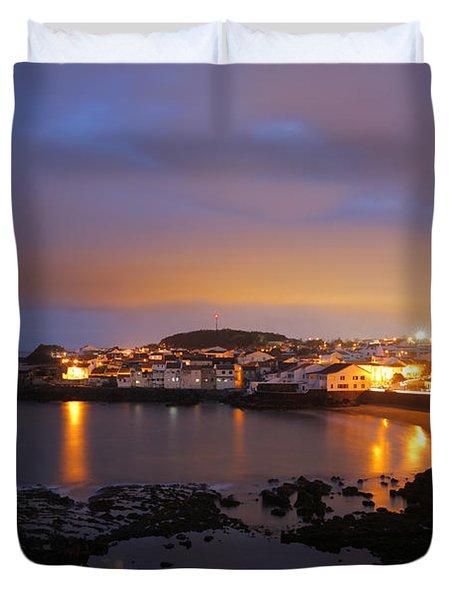 Sao Roque - Azores Duvet Cover by Gaspar Avila