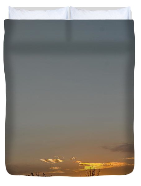 Scituate Light Duvet Cover by Catherine Reusch  Daley