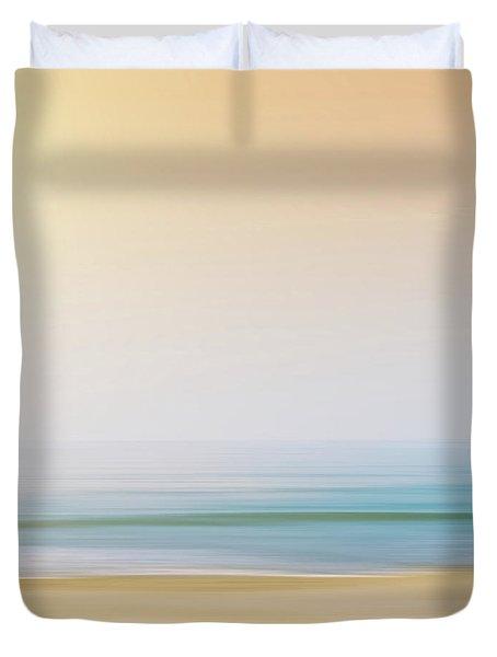 Seashore Duvet Cover by Wim Lanclus