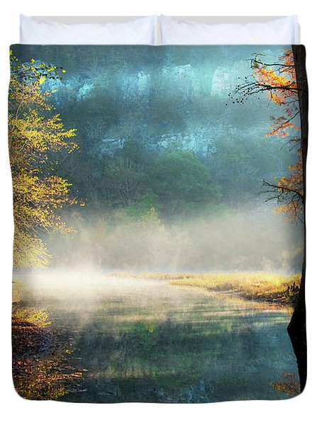 Secret Hideaway Duvet Cover by Tamyra Ayles