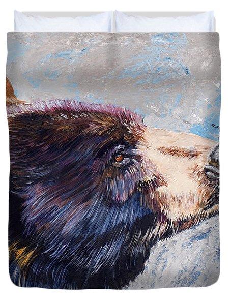 Serendipity Duvet Cover by J W Baker