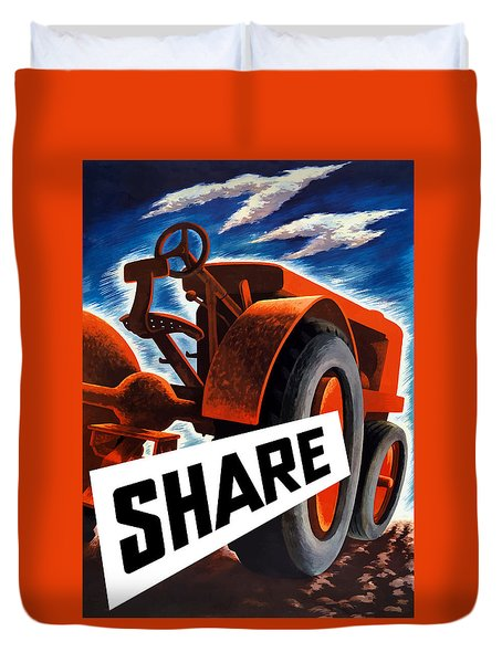 Share  Duvet Cover by War Is Hell Store
