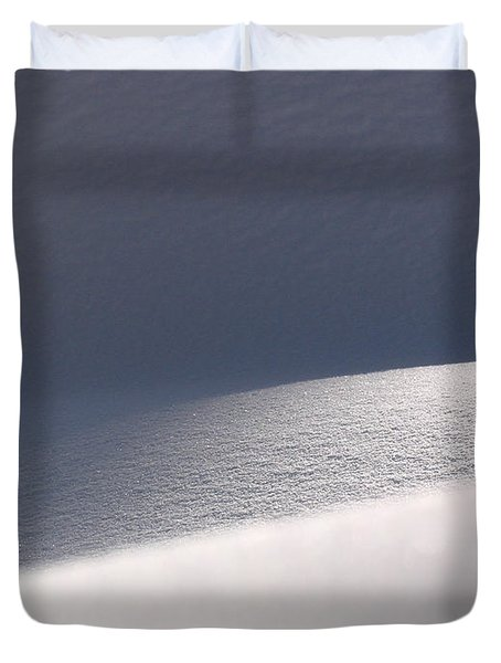 Snow Dreams Duvet Cover by Juergen Roth