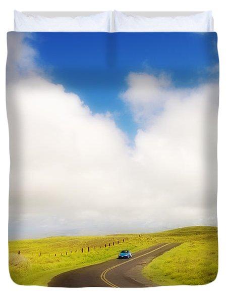 South Kohala Duvet Cover by Greg Vaughn - Printscapes