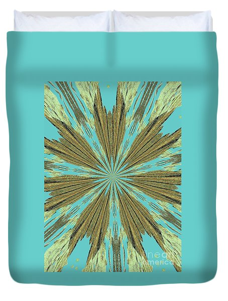 Star Bright Duvet Cover by Diana Chason