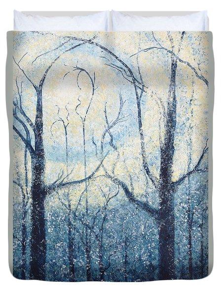 Sublimity Duvet Cover by Holly Carmichael