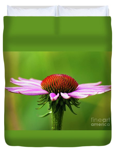 Summer Burst... Duvet Cover by Nina Stavlund