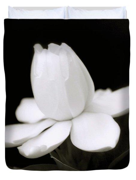 Summer Fragrance Duvet Cover by Holly Kempe