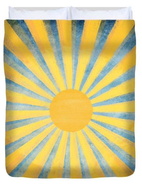 Sunny Day Duvet Cover by Setsiri Silapasuwanchai