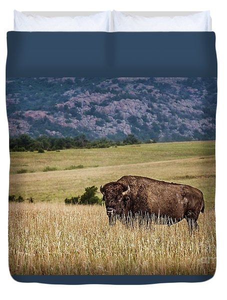 The Days End Duvet Cover by Tamyra Ayles