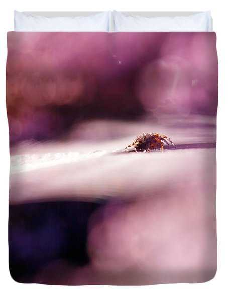 The Galaxy Duvet Cover by Roeselien Raimond