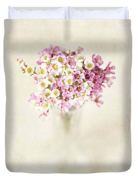 The Gift Duvet Cover by Lisa Russo