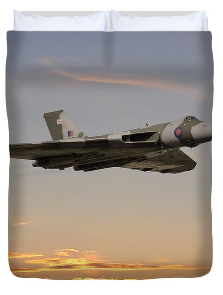 The Guardian Duvet Cover by Pat Speirs