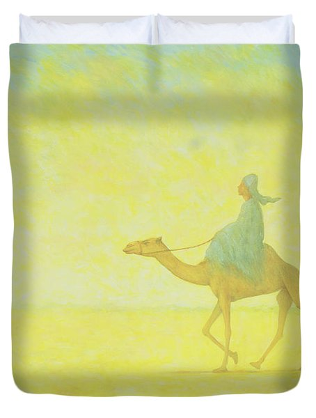 The Journey Duvet Cover by Tilly Willis