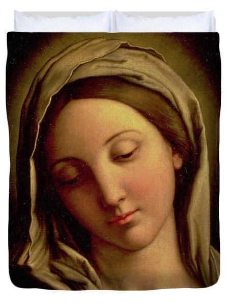 The Madonna Duvet Cover by Il Sassoferrato