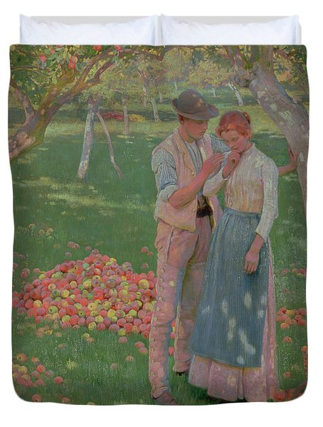 The Orchard Duvet Cover by Nelly Erichsen
