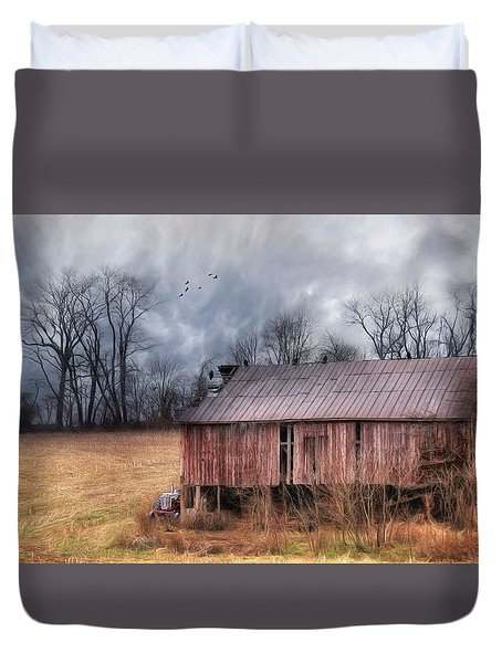 The Rural Curators Duvet Cover by Lori Deiter