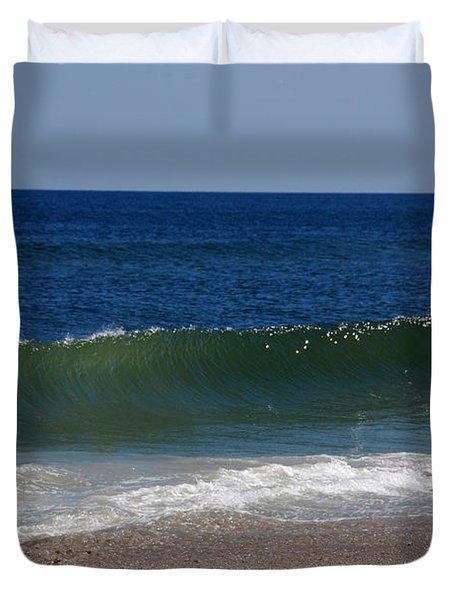 The song of the ocean Duvet Cover by Susanne Van Hulst