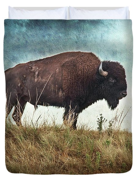 The Stance Duvet Cover by Tamyra Ayles