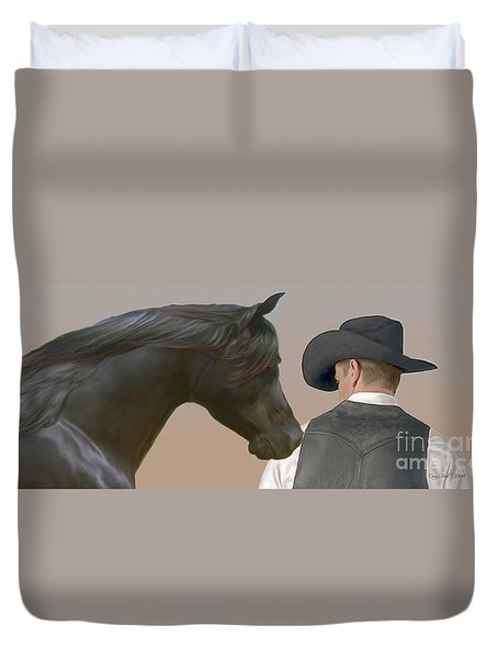 The Team Duvet Cover by Corey Ford