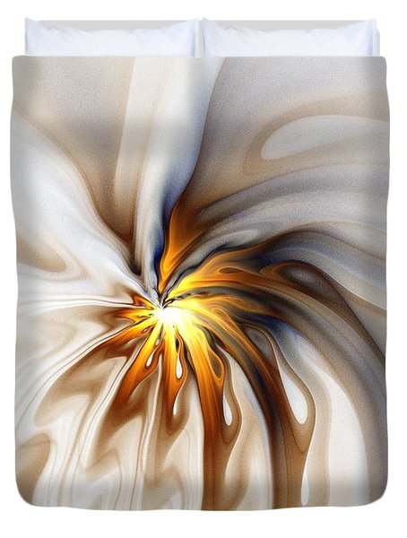 This Too Will Pass... Duvet Cover by Amanda Moore