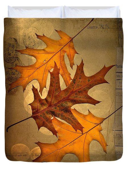 Three Duvet Cover by Jan Bickerton