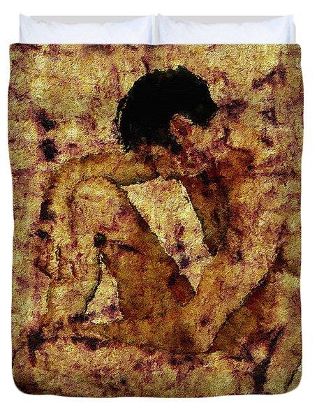 Transition Duvet Cover by Kurt Van Wagner