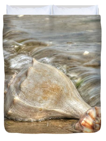 Treasures Found Duvet Cover by Benanne Stiens