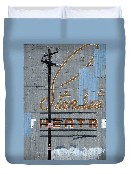 Twilight For Starlite Duvet Cover by Joe Jake Pratt