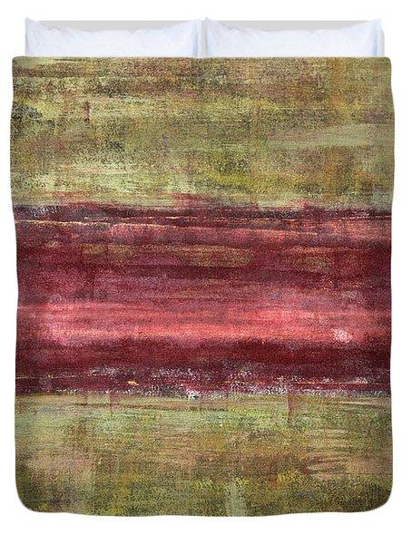 Untitled No. 21 Duvet Cover by Julie Niemela