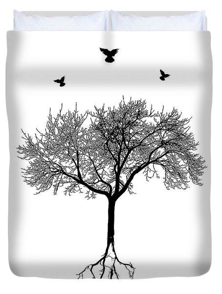 Untitled No.63-01 Duvet Cover by Caio Caldas