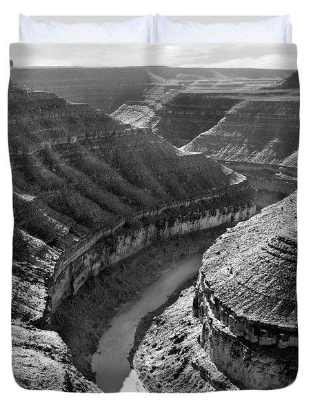 Utah Outback 15 Duvet Cover by Mike McGlothlen