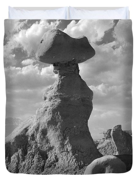 Utah Outback 28 Duvet Cover by Mike McGlothlen