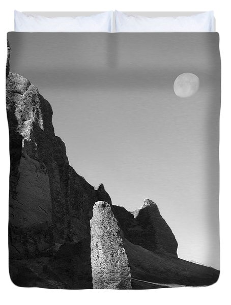 Utah Outback 32 Duvet Cover by Mike McGlothlen