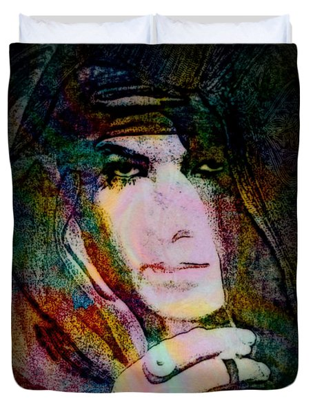 Valentino Duvet Cover by WBK