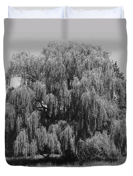 Weeps For Keeps Duvet Cover by Roy Kaelin