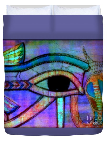 What Dreams May Come Duvet Cover by WBK