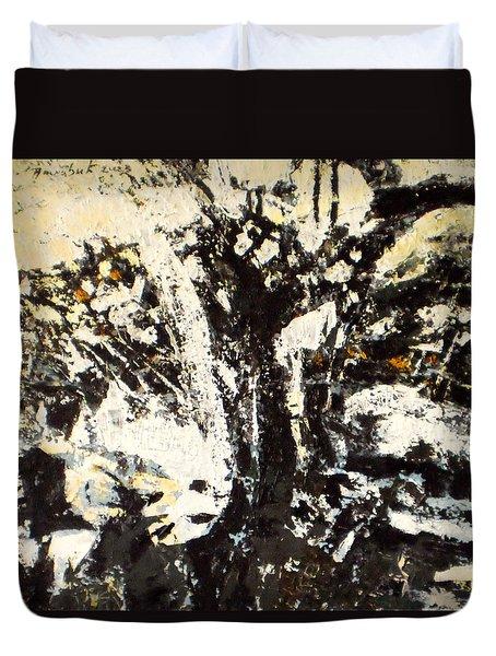 Winter Duvet Cover by Vladimir  Vlahovic