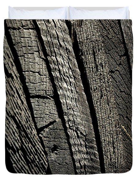 Wooden Water Wheel Duvet Cover by LeeAnn McLaneGoetz McLaneGoetzStudioLLCcom