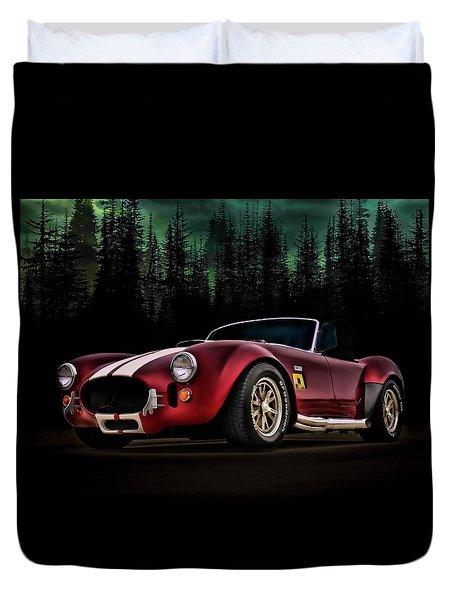 Woodland Cobra Duvet Cover by Douglas Pittman