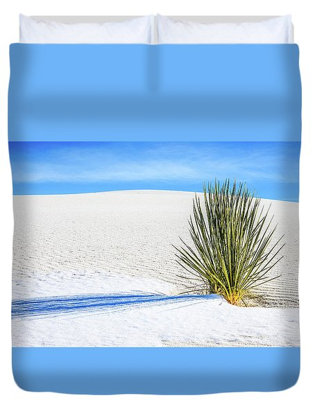 Yucca Duvet Cover by Marla Hunt