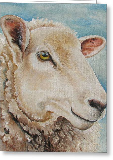 Centaquil  Greeting Card by Laura Carey
