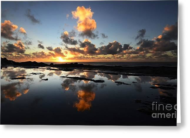 Canadian Photographer Greeting Cards -  Earth Third Planet From The Sun Greeting Card by Bob Christopher